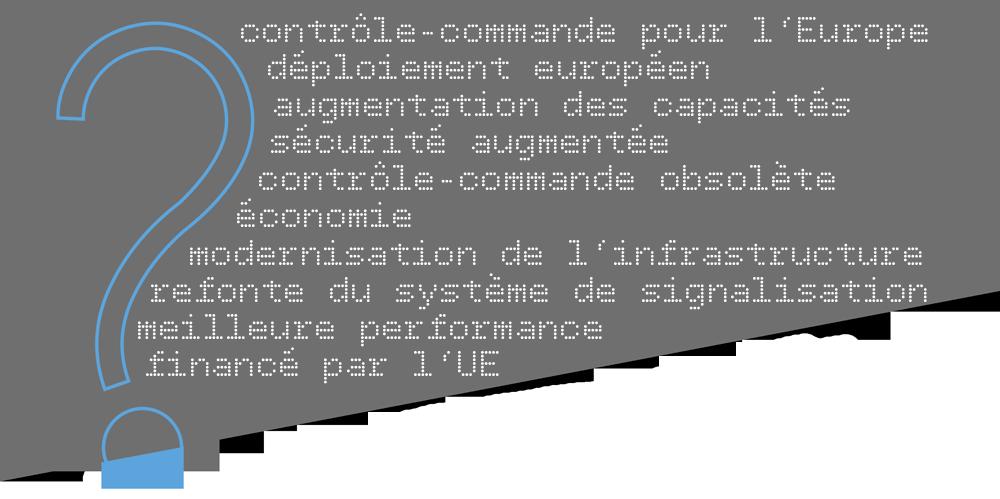 ERTMS ETCS avec RailSys®